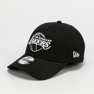 New Era 940 NBA Essential Outline LA Lakers