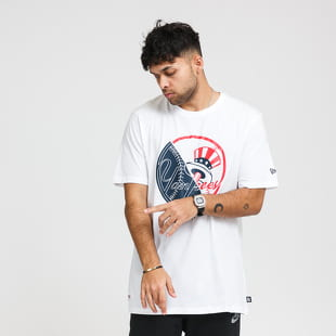 New Era MLB Split Graphic Tee NY