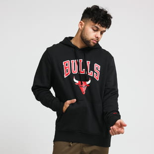 New Era NBA Team Logo PO Hoody Chicago Bulls
