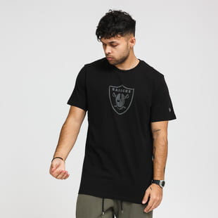 New Era NFL Reflective Print Tee Raiders