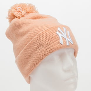 New Era WMNS Bobble Cuff Knit NY