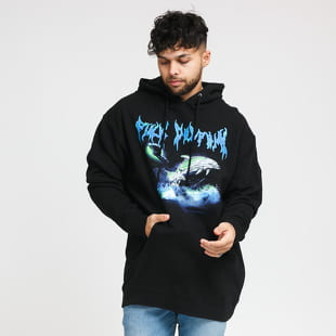 Pink Dolphin Midnight Ride Hoodie