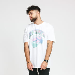 Pink Dolphin Sunset Craft Tee
