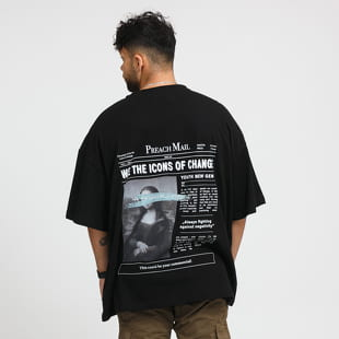 PREACH Oversized NO IV Tee