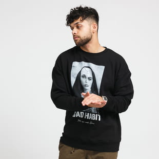 Urban Classics Bad Habit Crewneck