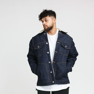 Urban Classics Sherpa Lined Jeans Jacket
