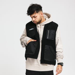 Wasted Paris Mountain Reversible Vest