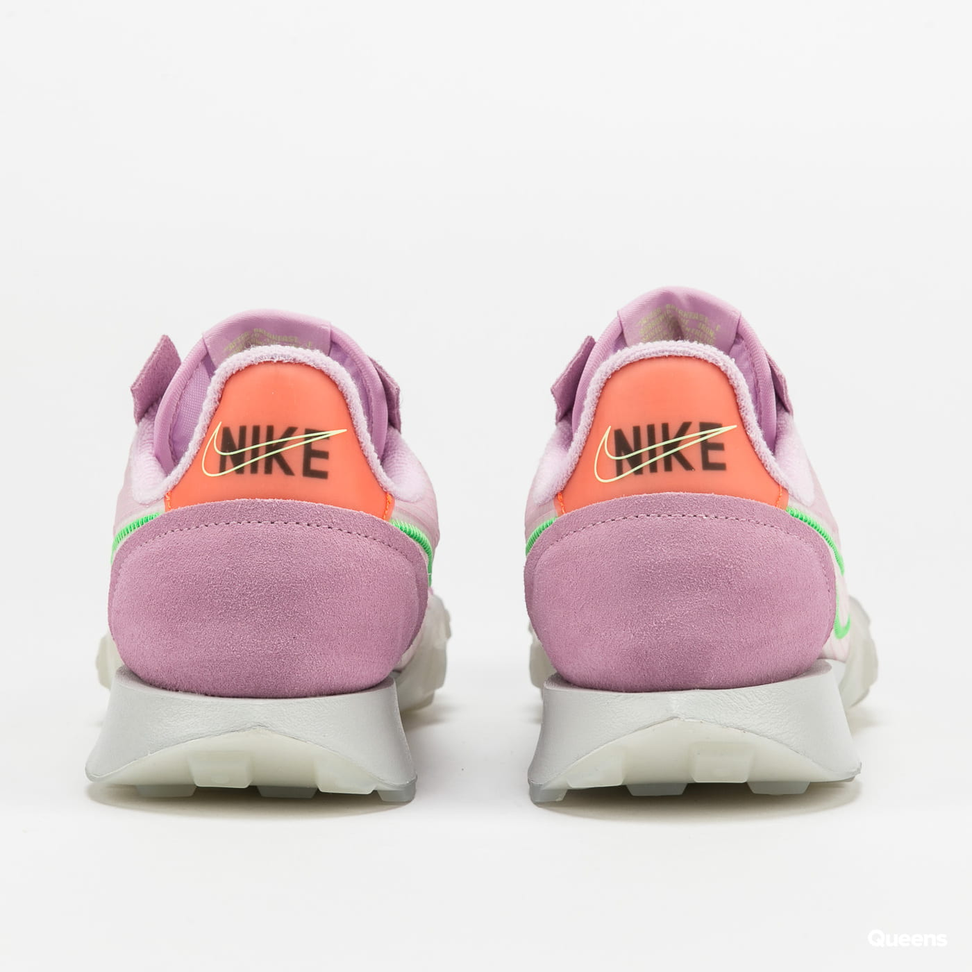 Nike W Waffle Racer 2X lt arctic pink / poison green
