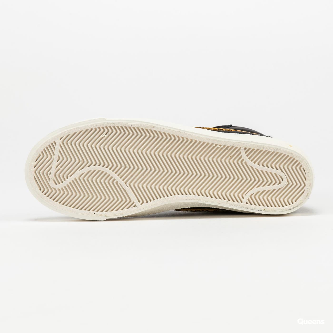 Nike WMNS Blazer Mid '77 black / chutney - sail