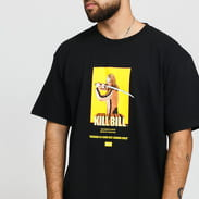 HUF Kill Bill Bride Tee černé