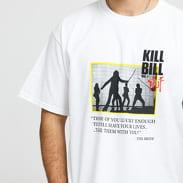 HUF Kill Bill Death List Tee bílé