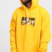 HUF Kill Bill Revenge Hoodie tmavě žlutá