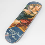 HUF Mellon Collie Skateboard Deck modrý / multicolor