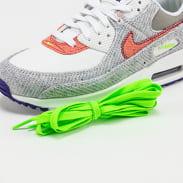 Nike Air Max 90 white / electric green