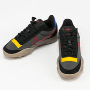 Nike W Waffle Racer 2X black / university red
