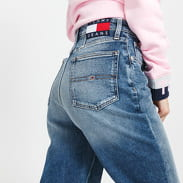 TOMMY JEANS W Mom Jeans High Rise Tapered oslo light blue comfort