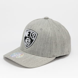 Mitchell & Ness NBA Logo 110 Brooklyn Nets