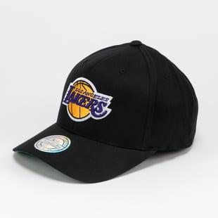 Mitchell & Ness Team Logo high Crown 6Panel LA Lakers