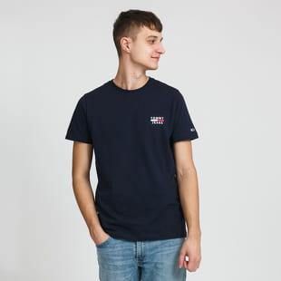 TOMMY JEANS M Chest Logo Tee