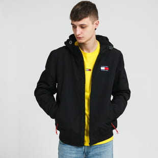 TOMMY JEANS M Padded Nylon Jacket