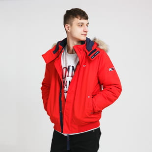 TOMMY JEANS M Tech Bomber