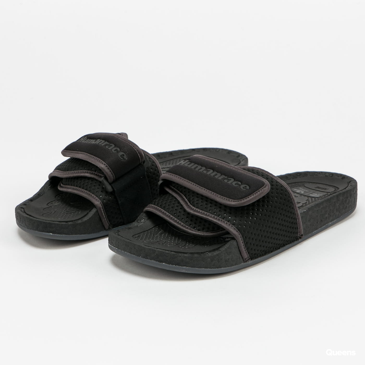 adidas Originals Chancletas HU cblack / utiblk / cblack