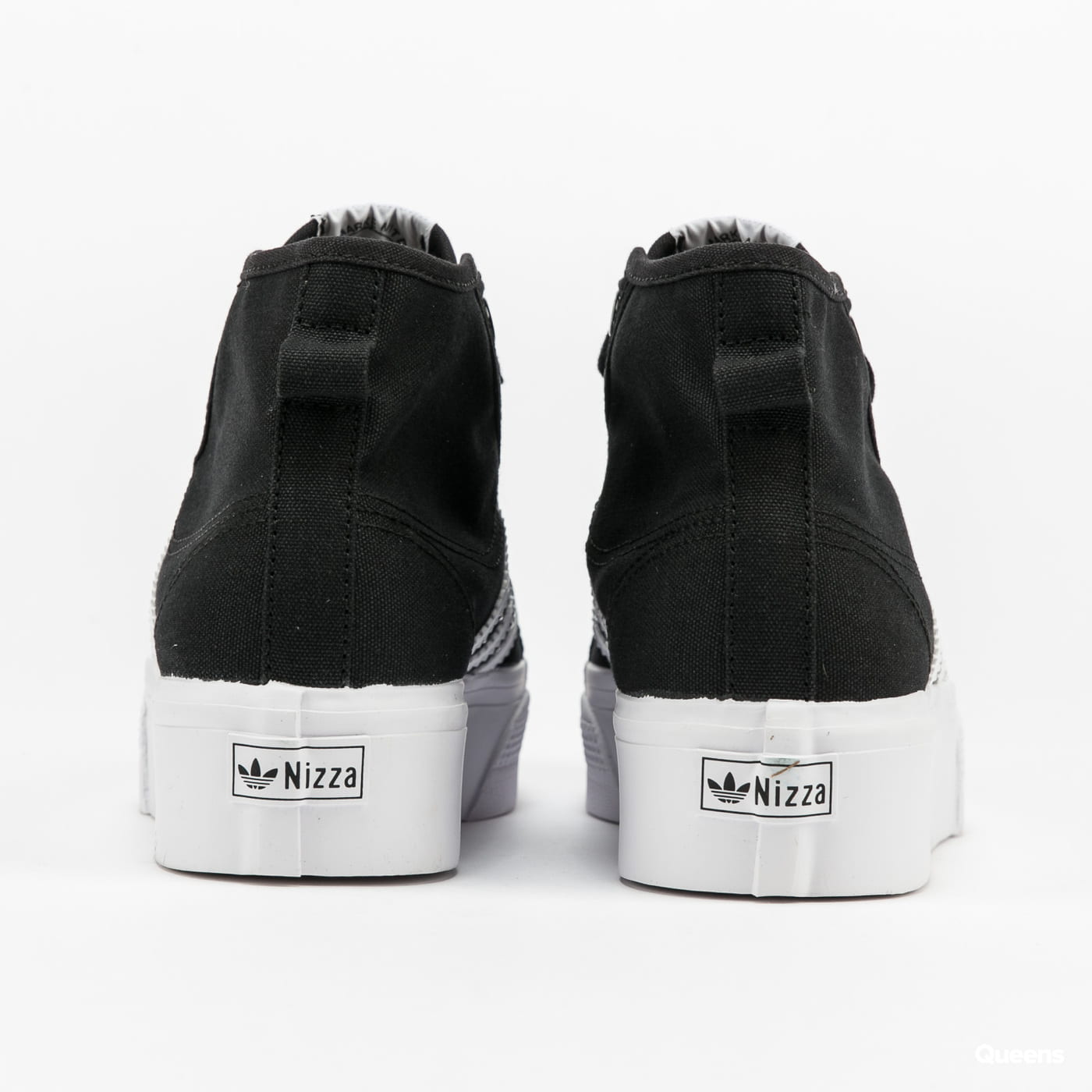 adidas Originals Nizza Platform Mid W clback / ftwwht / ftwwht