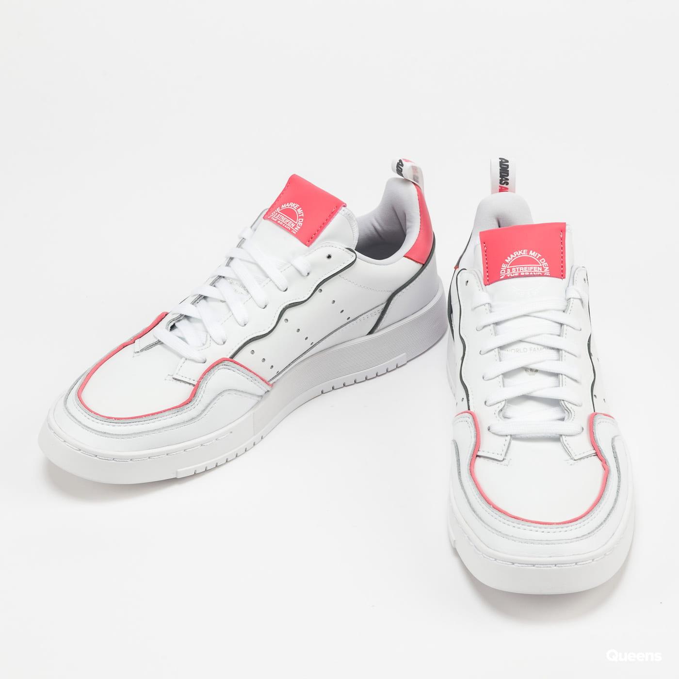 adidas Originals Supercourt ftwwht / ftwwht / hazros