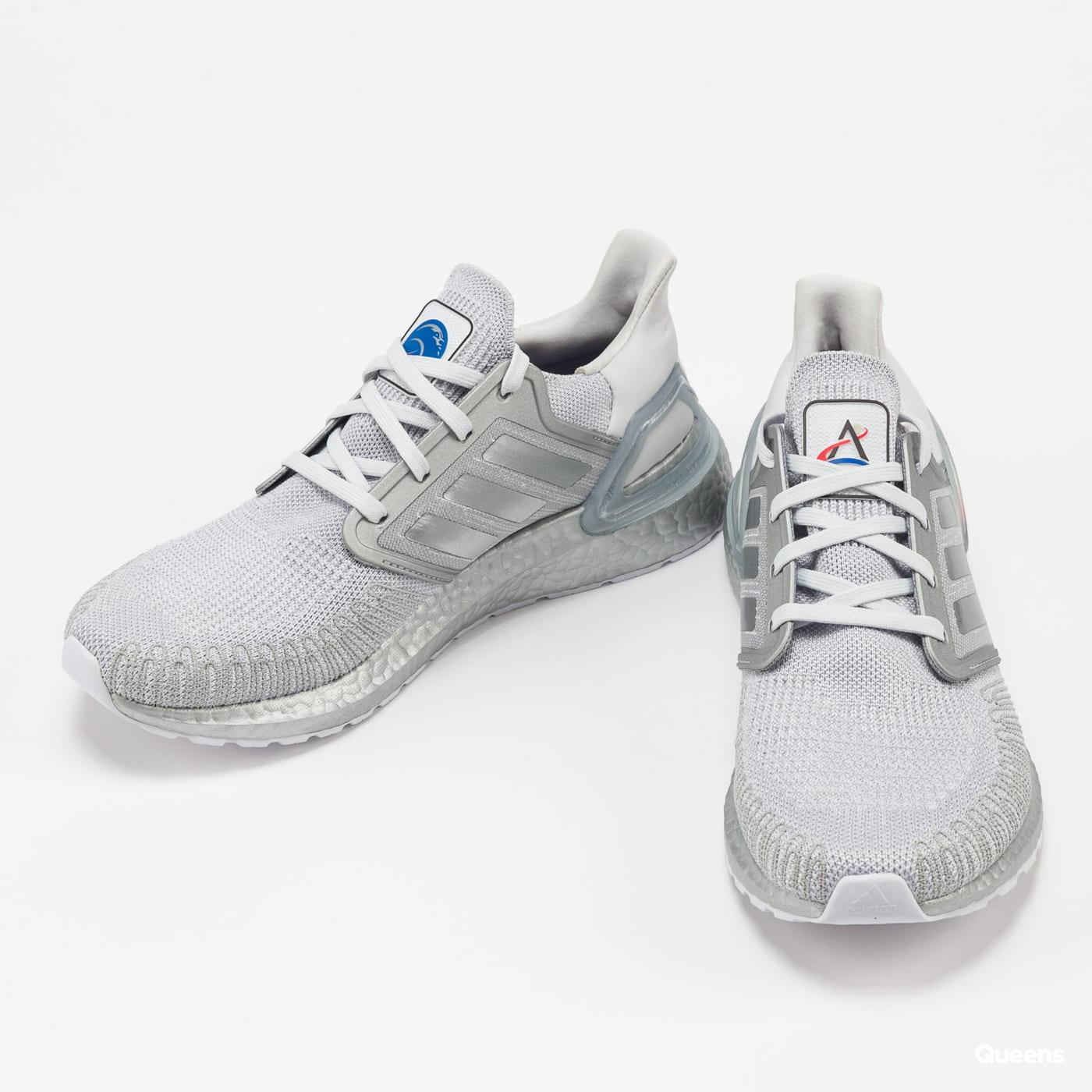 adidas Performance UltraBoost 20 DNA dasgre / silvmt / halsilv