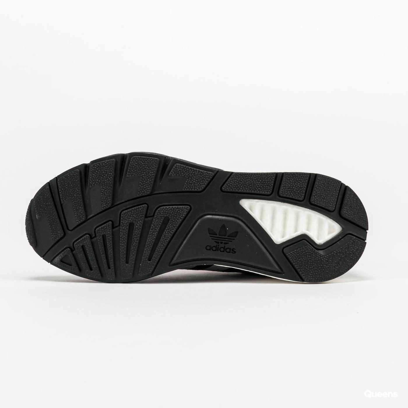 adidas Originals ZX 1K Boost core black / silver metallic / cloud white