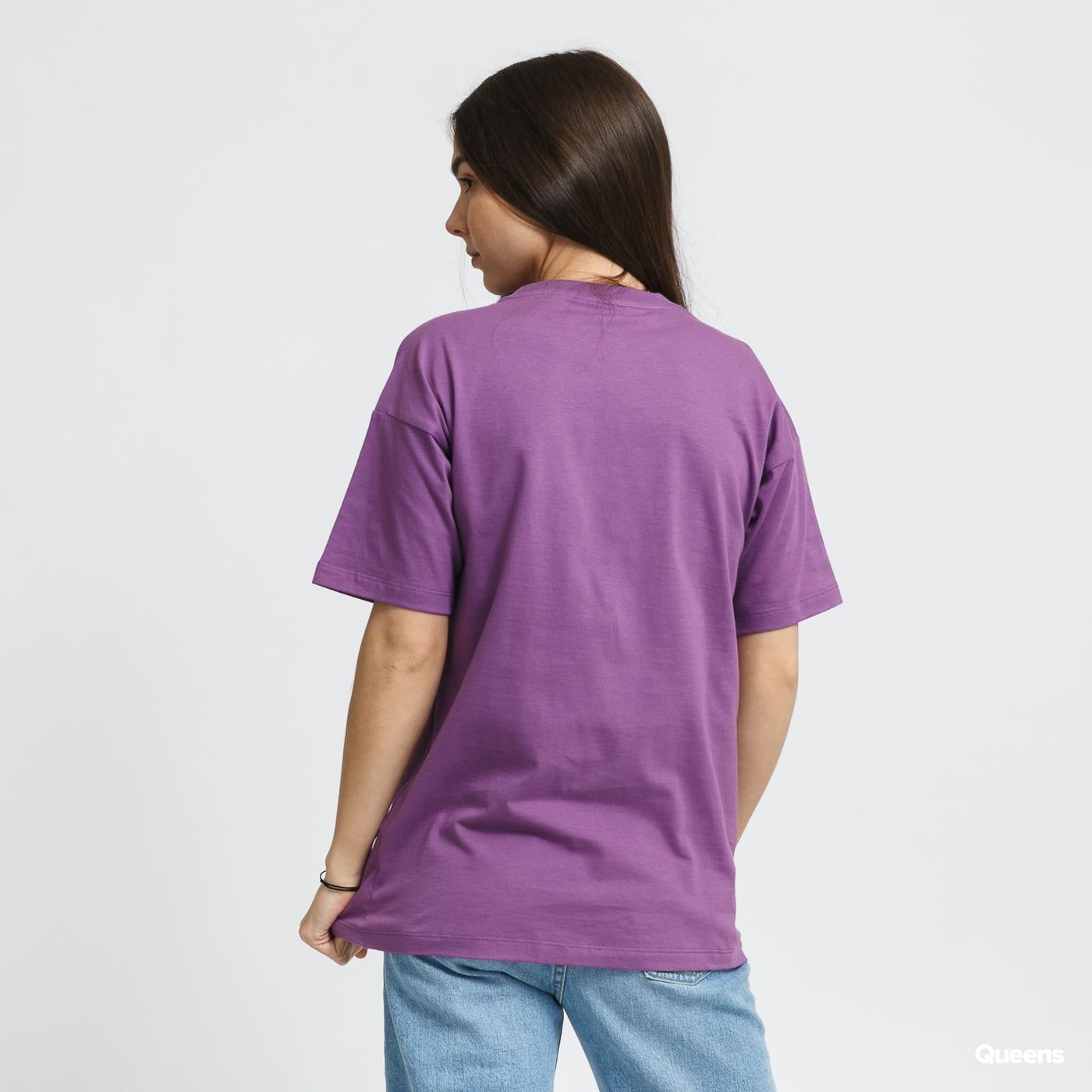 Carhartt WIP W' SS Script T-shirt purple