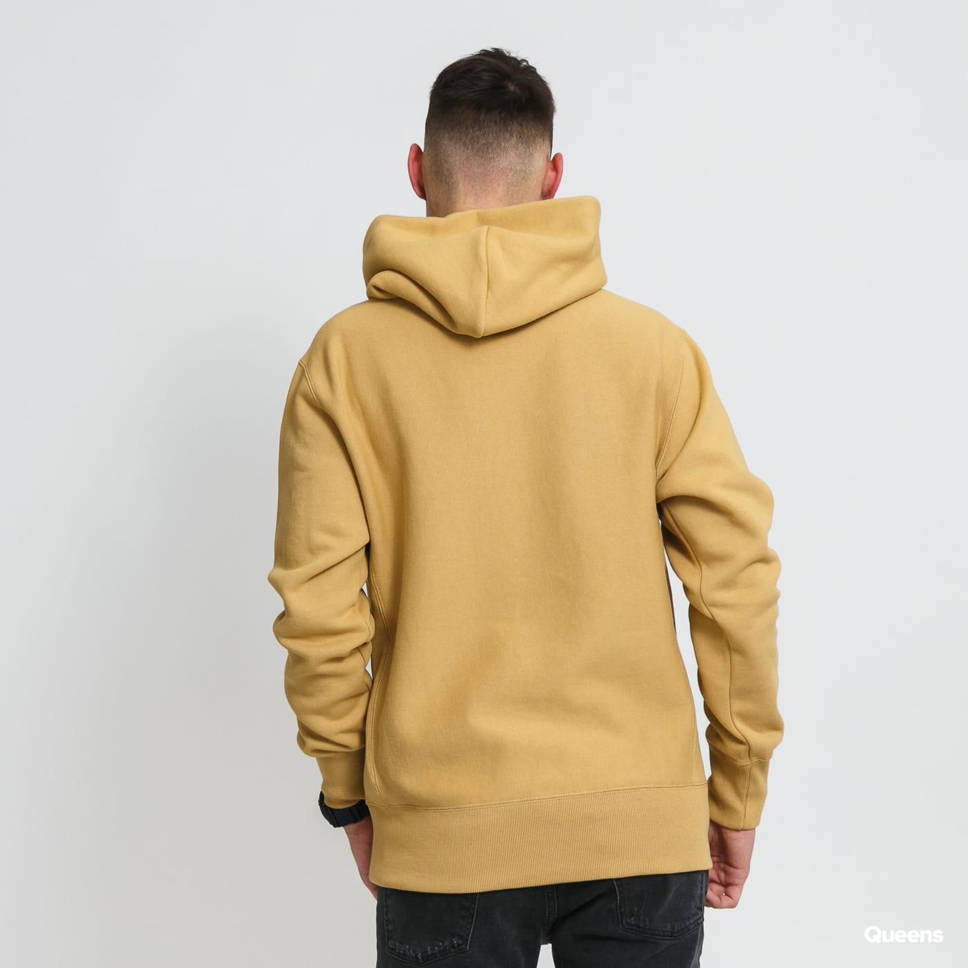 Champion Hooded Sweatshirt beige