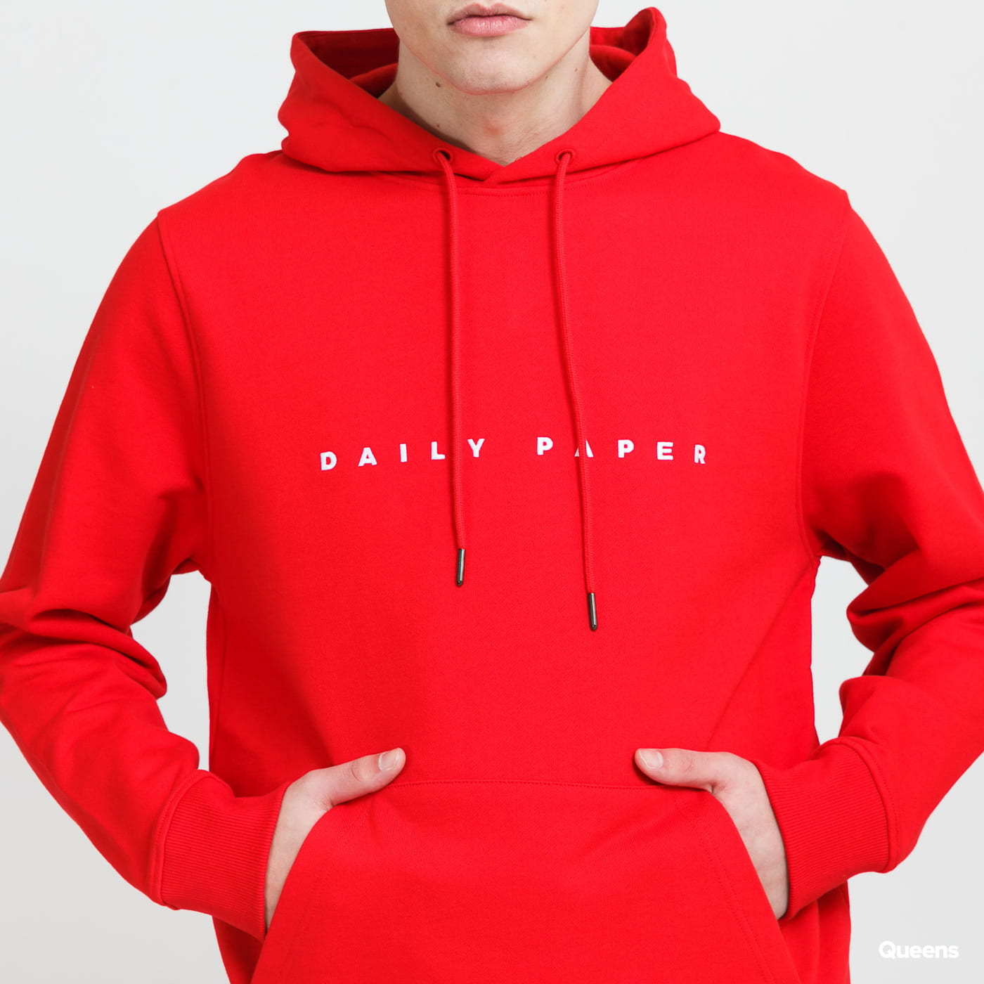 Daily Paper Elias Hoody red