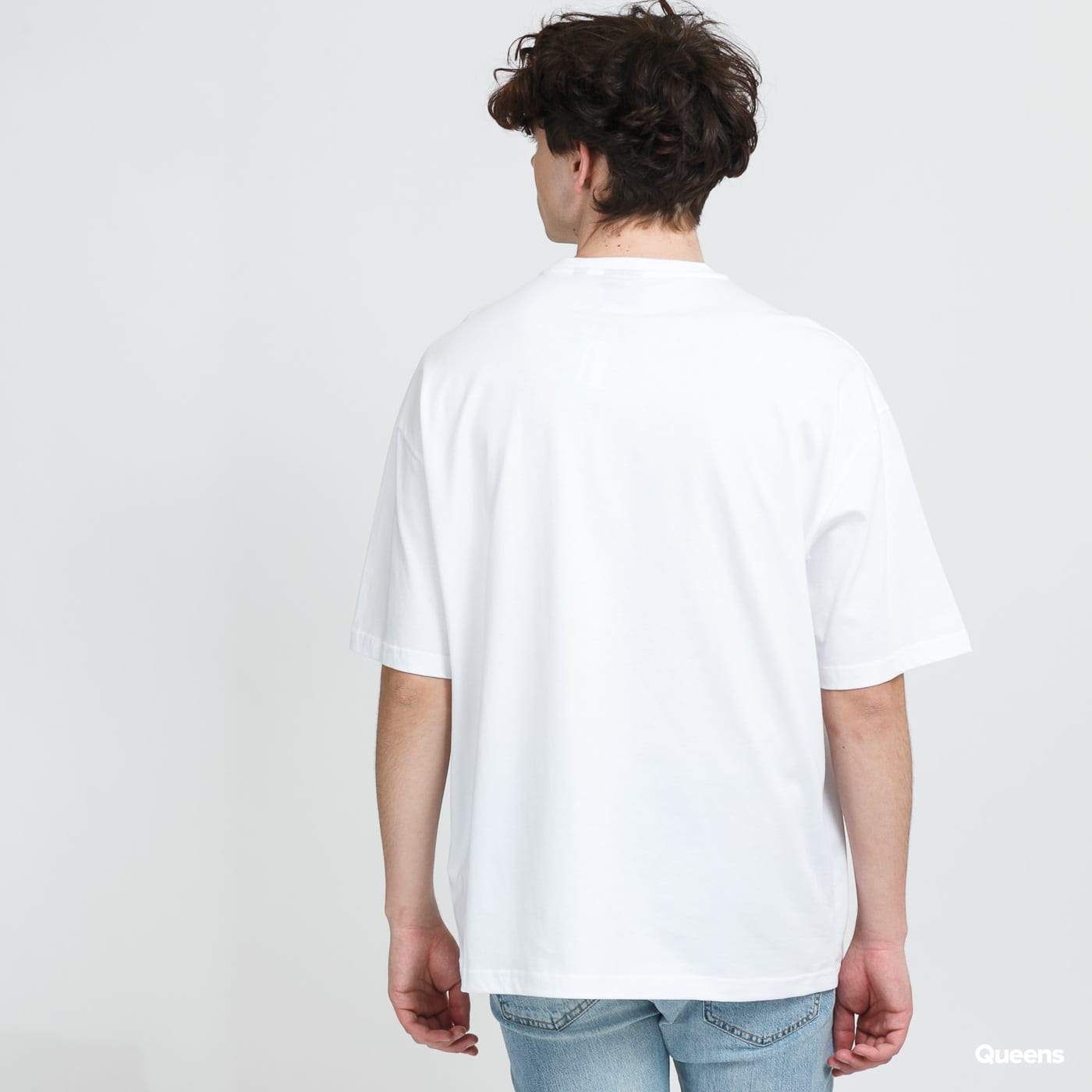 Daily Paper Kenwhi Tee blue / turquoise
