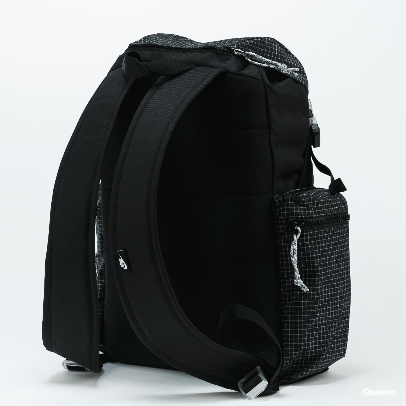 Nike NK Heritage Rucksack černý
