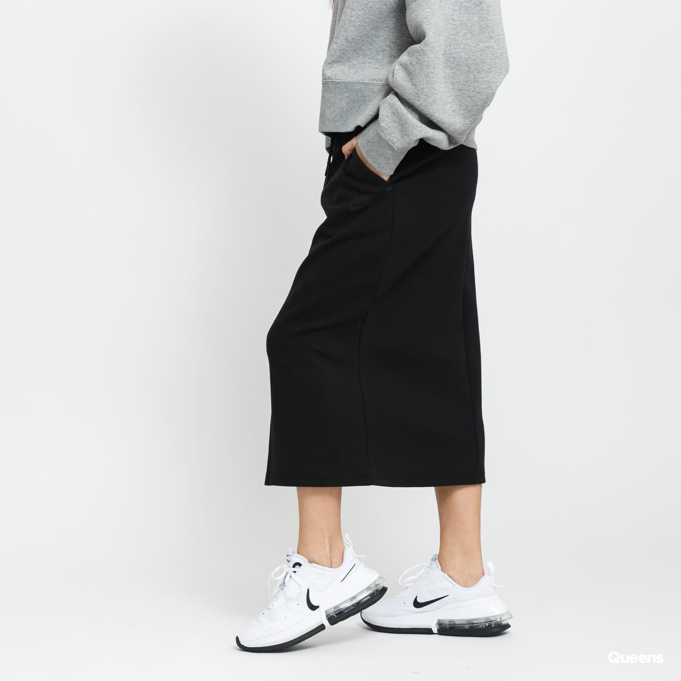 Nike W NSW Tech Fleece Skirt černá