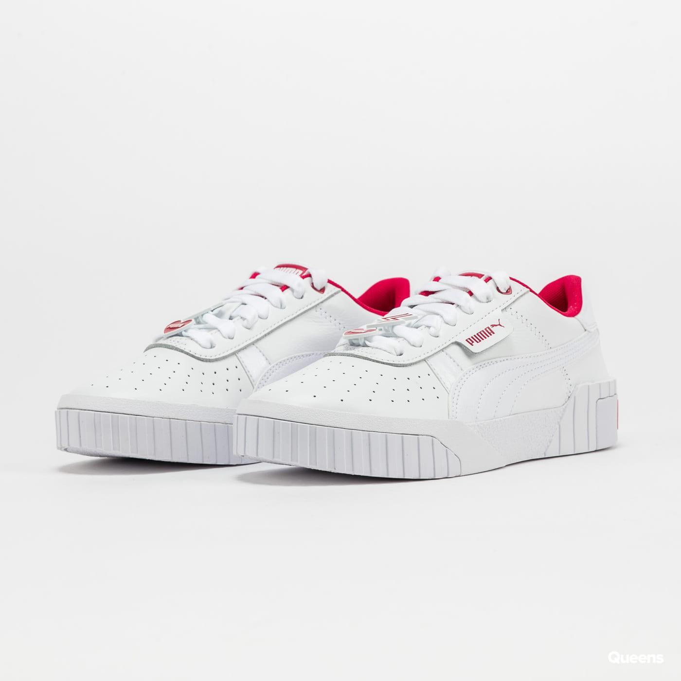 Puma Cali Galentines Wn's puma white / virtual pink