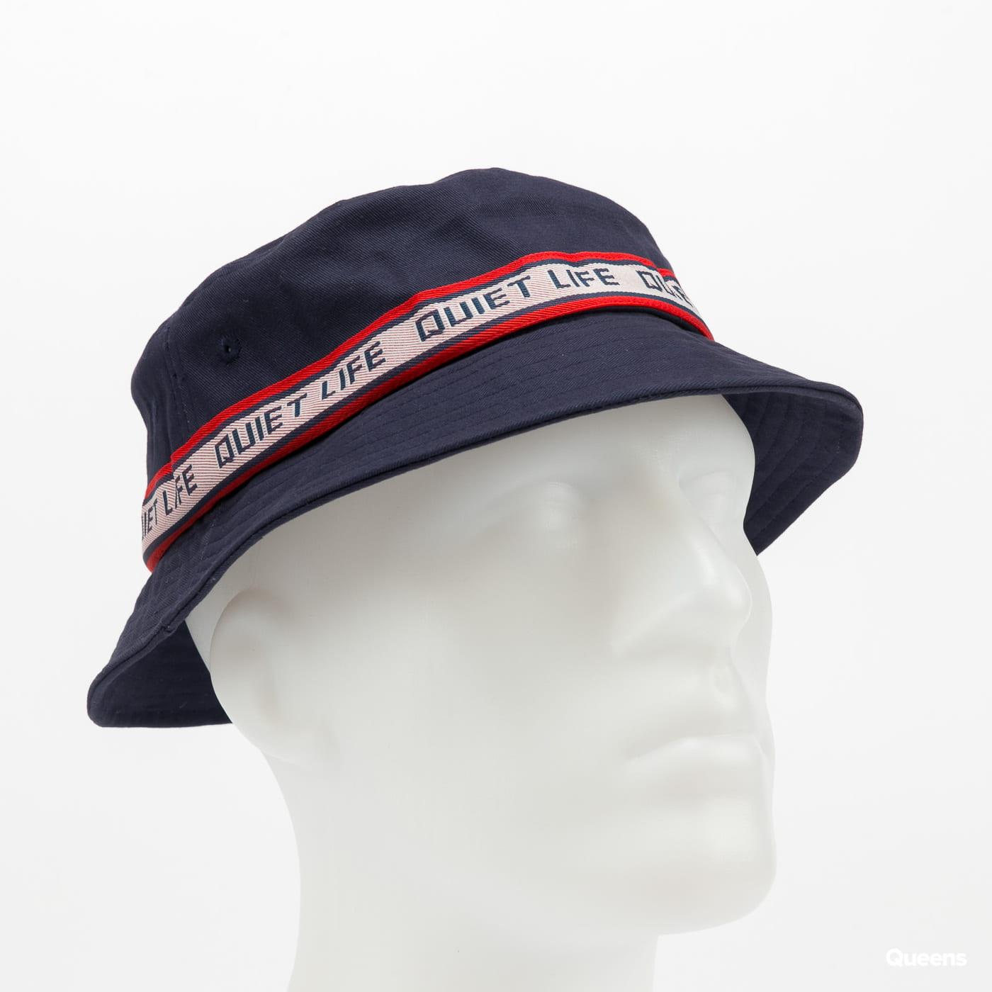 The Quiet Life Sport Bucket Hat navy