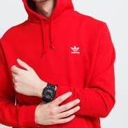 adidas Originals Essential Hoodie červená
