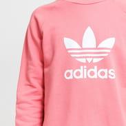adidas Originals Trefoil Crew růžová