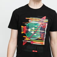 Alpha Industries NASA Grand Tour Tee černé