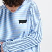 Levi's ® Skate LS Tee modré / bílé