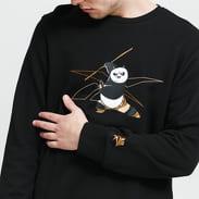 Reebok Kung Fu Panda Crew černá