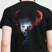 Urban Classics IT Logo Clown Tee černé