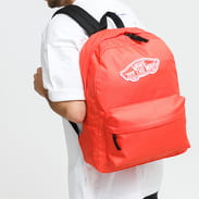 Vans WM Realm Backpack lososový