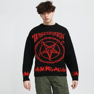 Wasted Paris Hades Sweater černý
