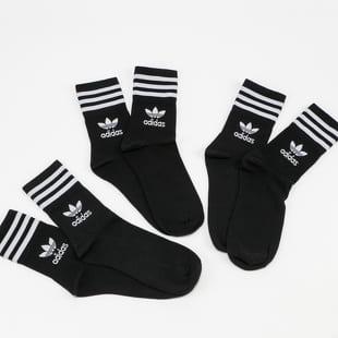 adidas Originals Mid Cut Crew Sock 3Pack