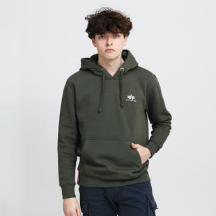 Alpha Industries Basic Hoody Small Logo