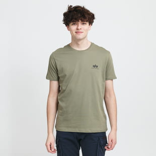 Alpha Industries Basic Tee Small Logo