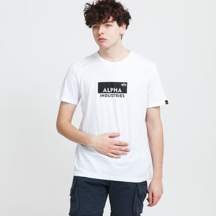 Alpha Industries Box Logo Tee